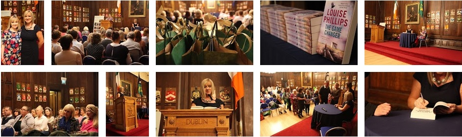 Mansion House Book Club Event